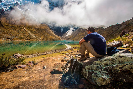Tourism Salkantay Trek to Machu Picchu Mountain Lodges Peru