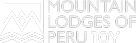 Logo Mountain Lodges of Peru