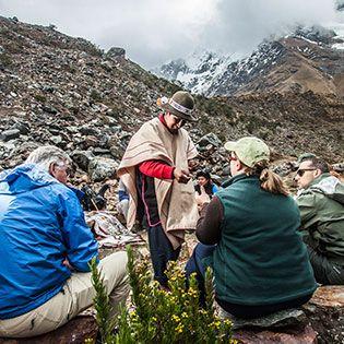 Lucmabamba Exploring Llactapata Pass