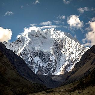Soraypampa Crossing The Salkantay Pass