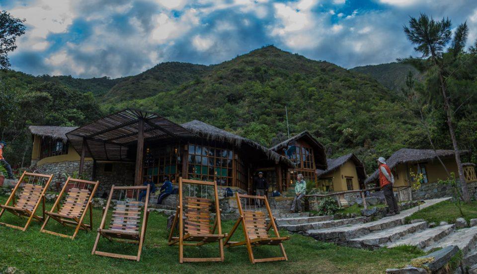 Lucma Lodge--an oasis at the edge of the Amazon