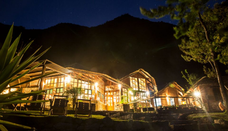 Lucma Lodge: starry nights at the edge of the Amazon