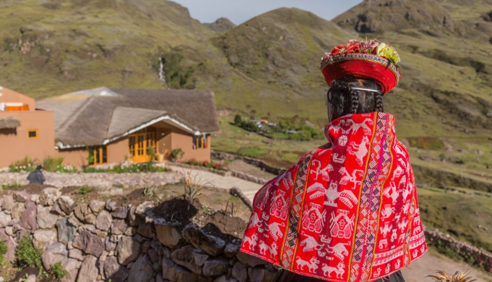 Huacahuasi Lodge Inspiring Vistas