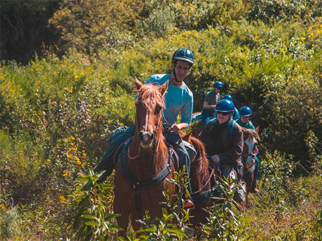 Sacred Valley Horseback