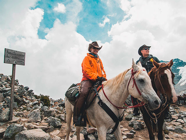 Salkantay Ride Horse